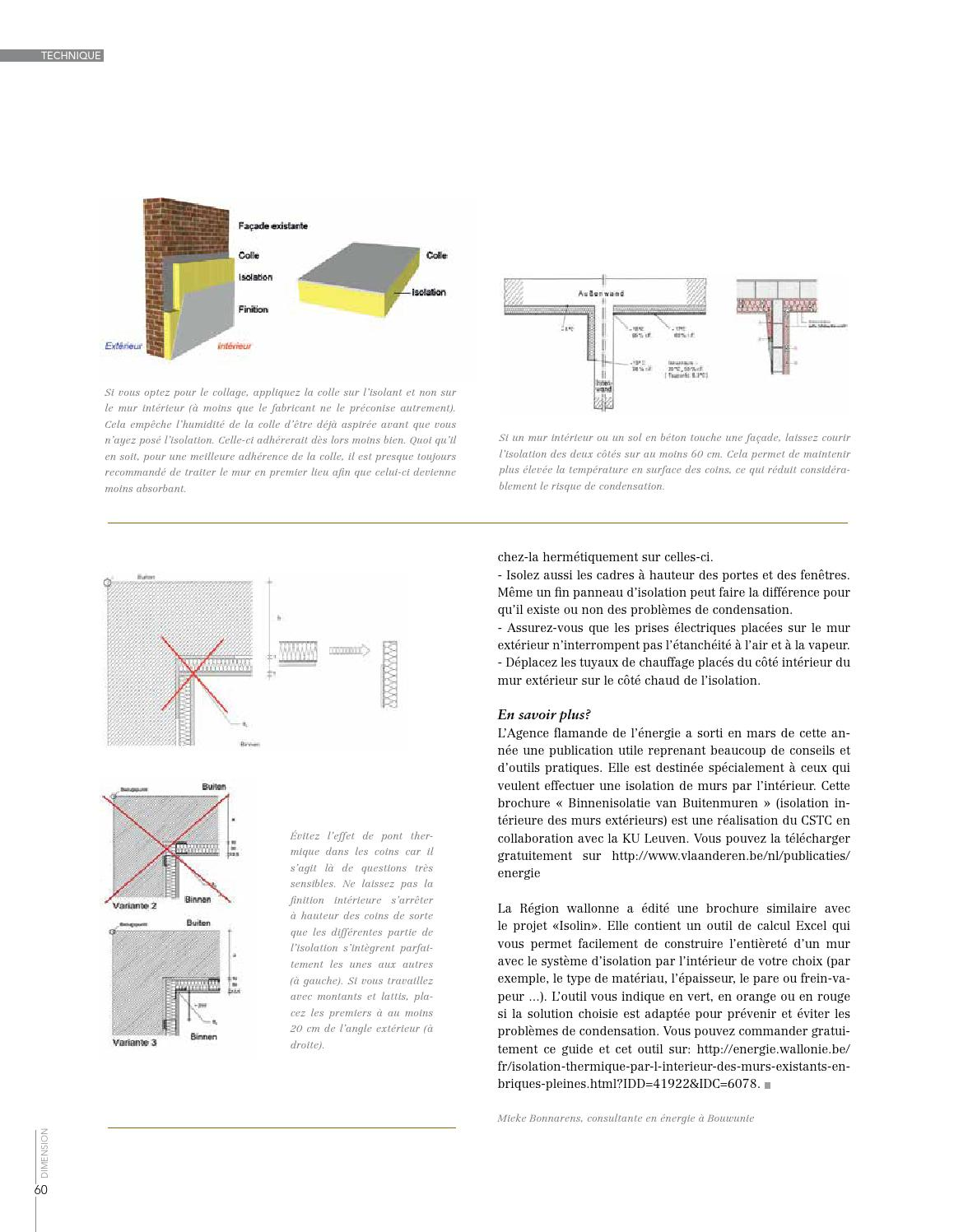 Isolation Exterieur Dimension Dimension 29 Fr By Dimension Magazine Issuu