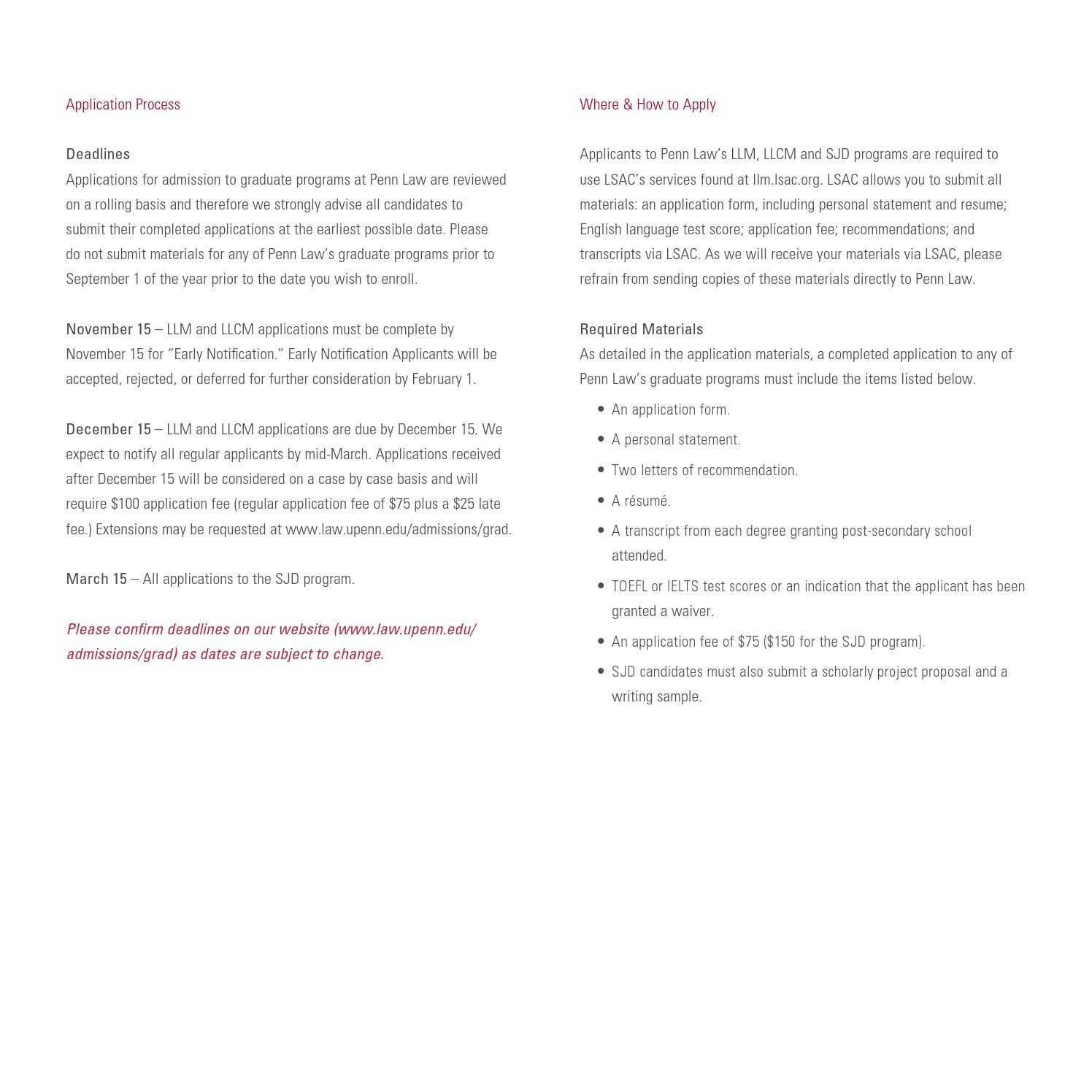 upenn additional letter of recommendation