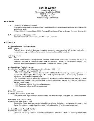 Resume cons by INECIP Capacitación - issuu