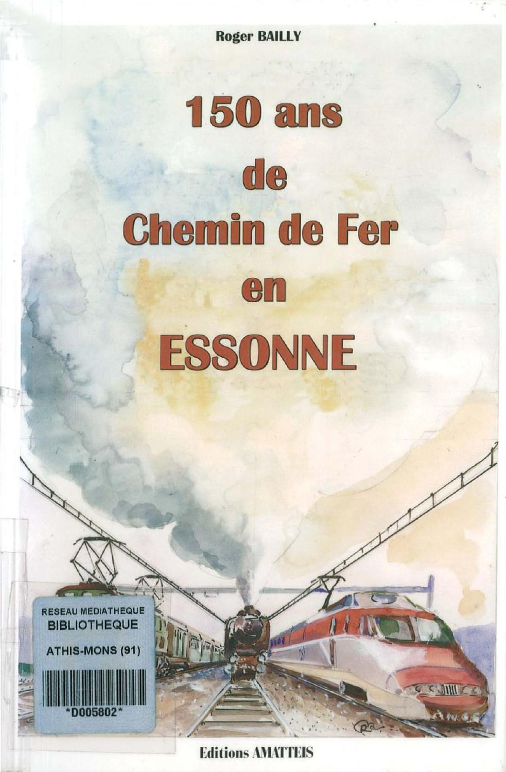 La Petite Chemin Cheminée Marcoussis Trainsdelessonne Ocr2 By Dan Dylan Issuu