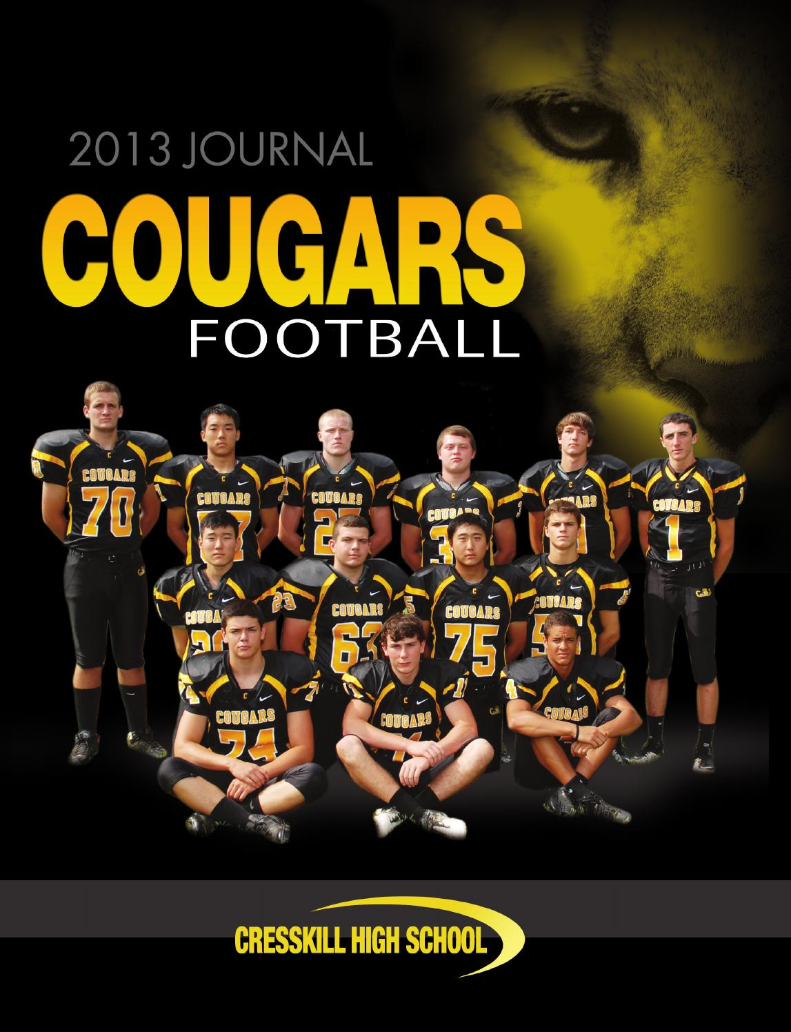 Farmhouse Cresskill Cresskill High School Football 2013 By Momentummedia Issuu