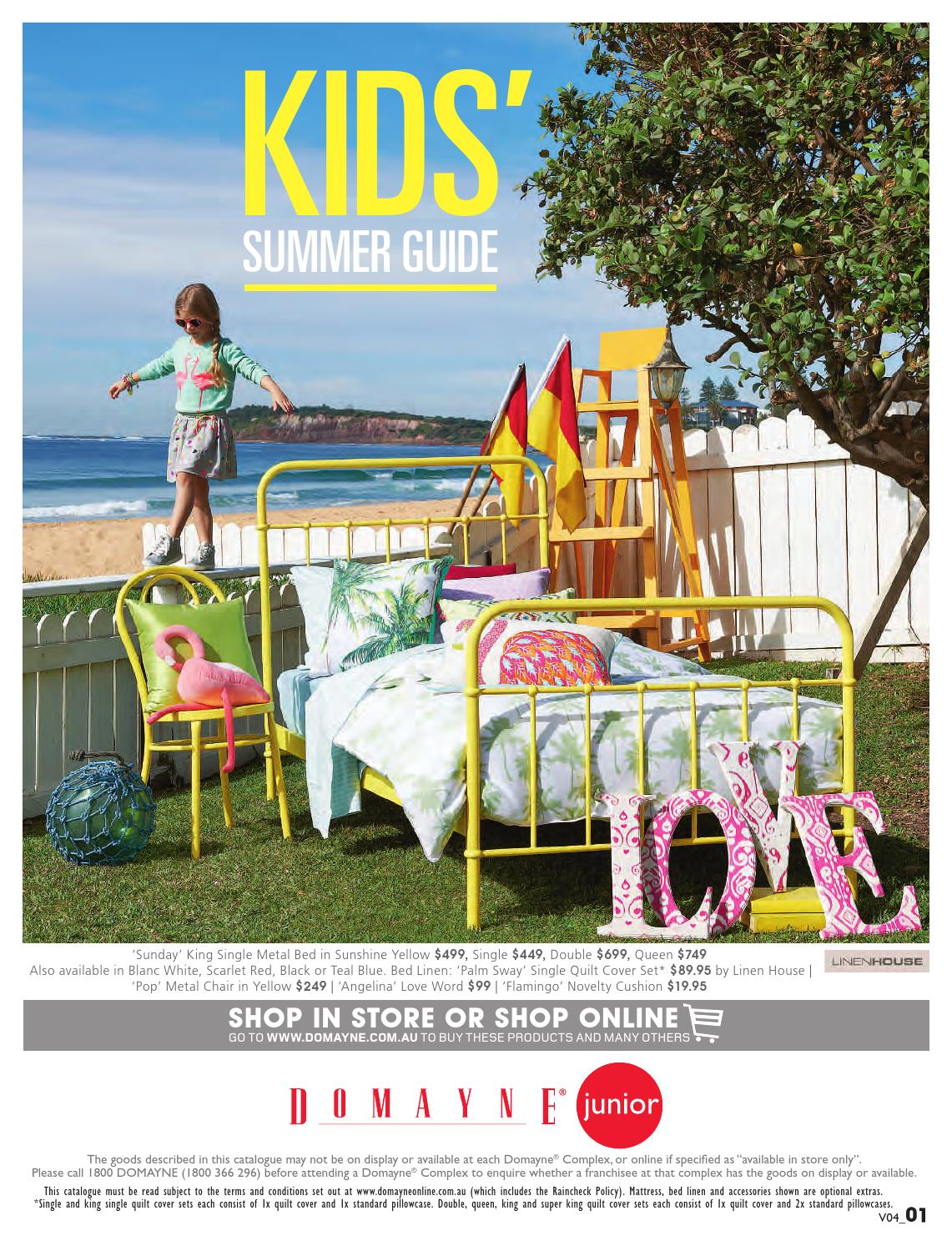 Domayne Beds Catalogue October Kids Catalogue By Domayne Issuu