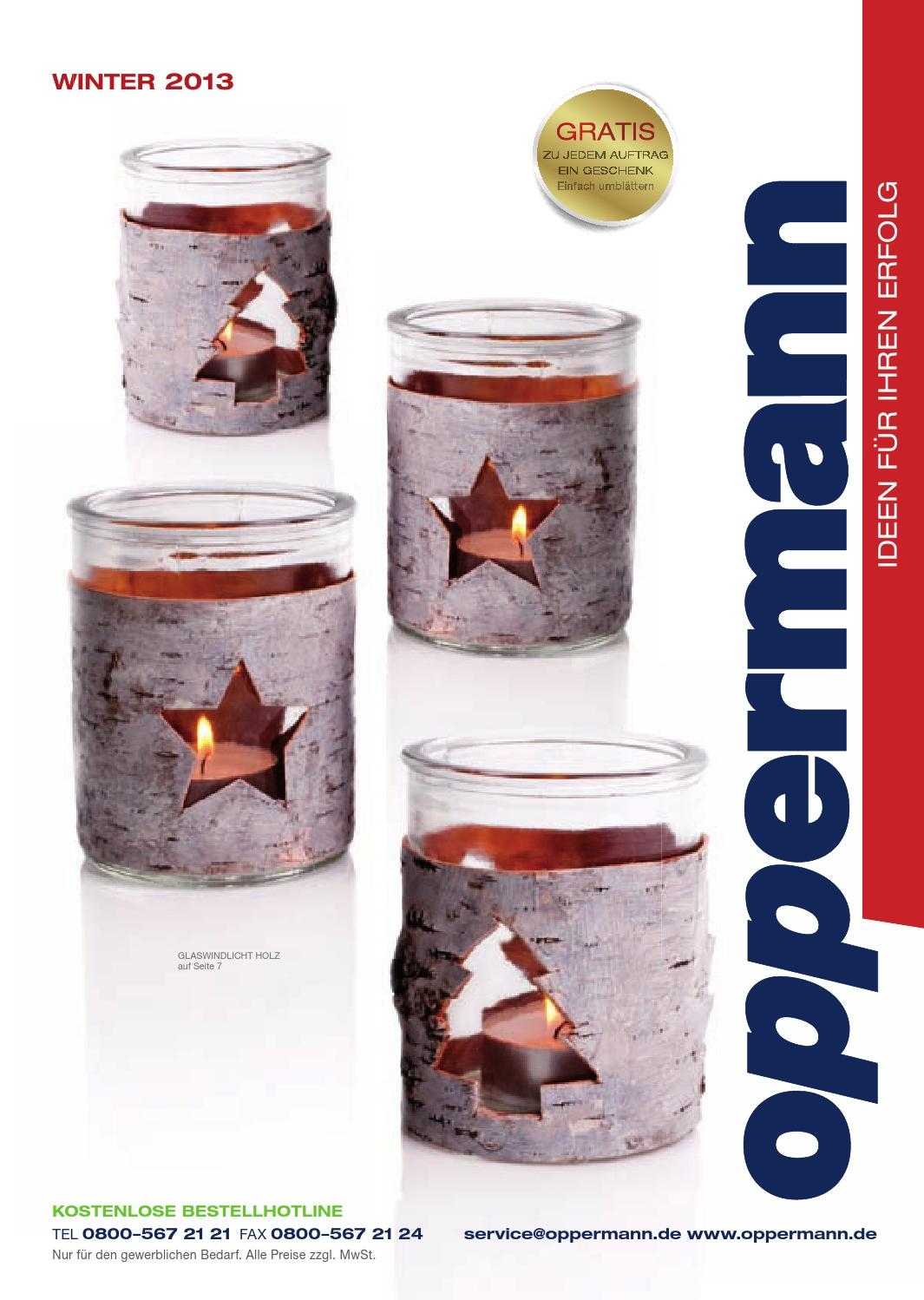 Oppermann Winter 2013 By Hach Gmbh Co Kg Issuu