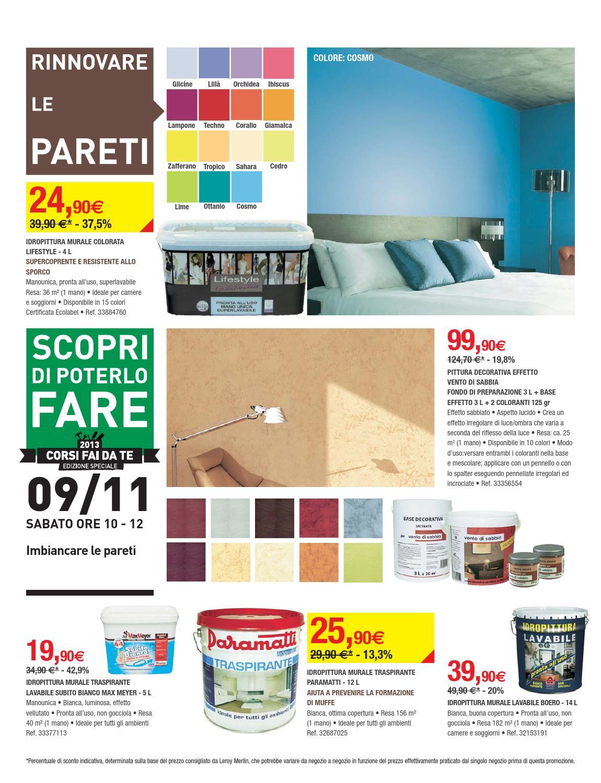 Mescolare Pittura Lavabile E Traspirante Manutenzione Casa Con