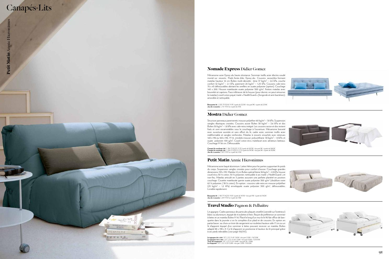 Canapé Lit Roset Ligne Roset Catalogue 2014 By Joe Monroe Issuu