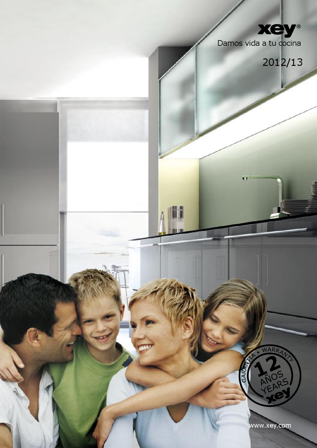 Cocinas Xey Madrid Xey Kitchens 2013 Brochure