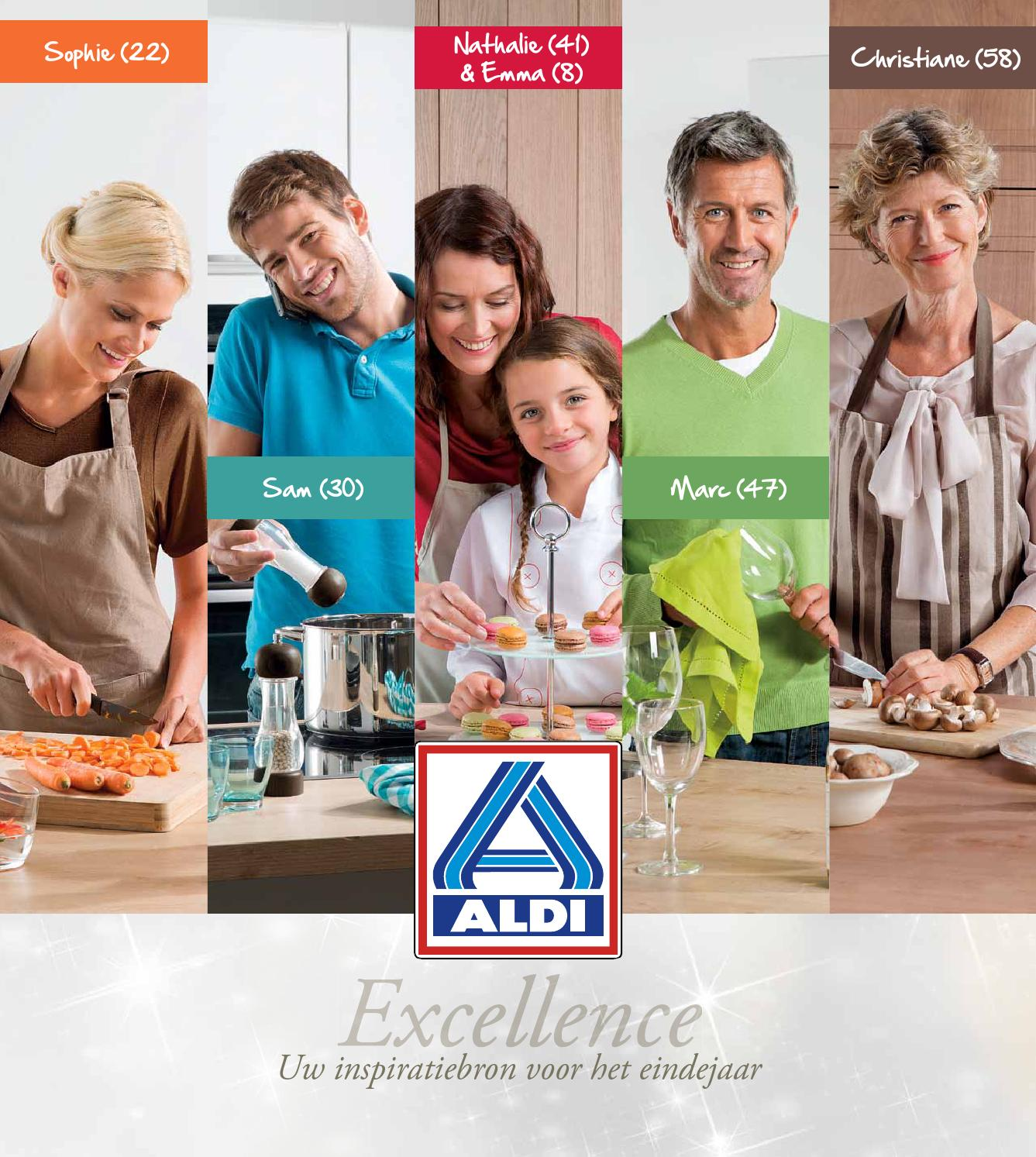 Aldi Keuken Aldi Excellence Folder By Broshuri Issuu