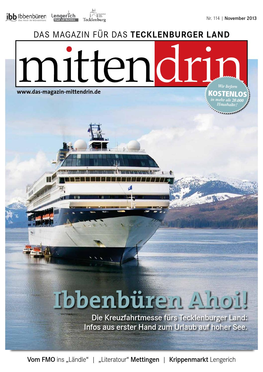 Mittendrin November 2013 By Magazin Mittendrin Issuu