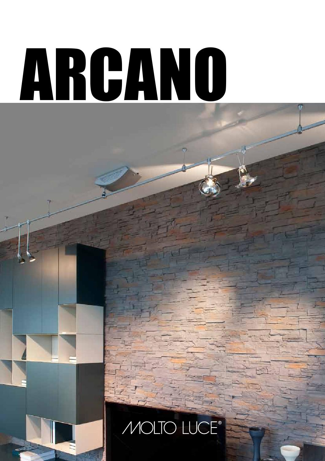 Pearl Led Strahler Molto Luce - Arcano By Rafael - Issuu