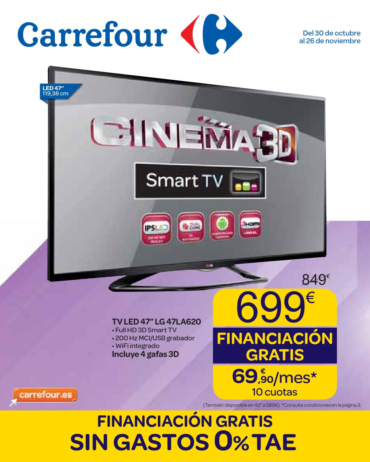 Carrefour Venta De Moviles Libres Catalogo Carrefour Financiacion Gratis 2013 By Carrefour Online