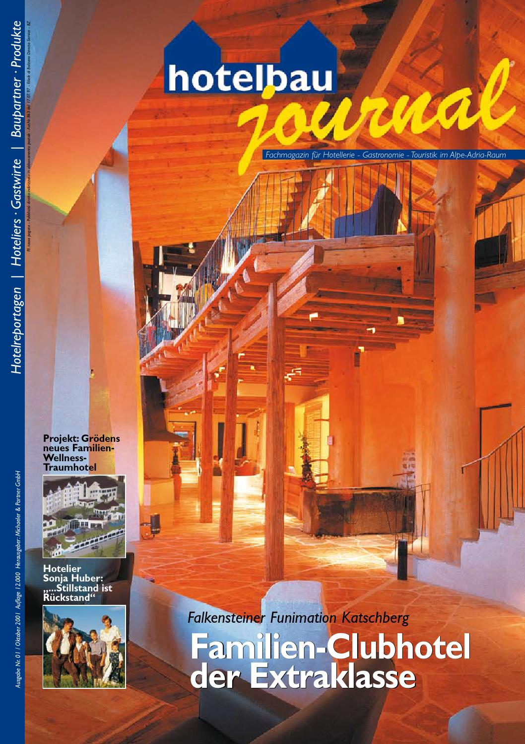 Hotelbau Journal 01 De By Michaeler Partner Issuu