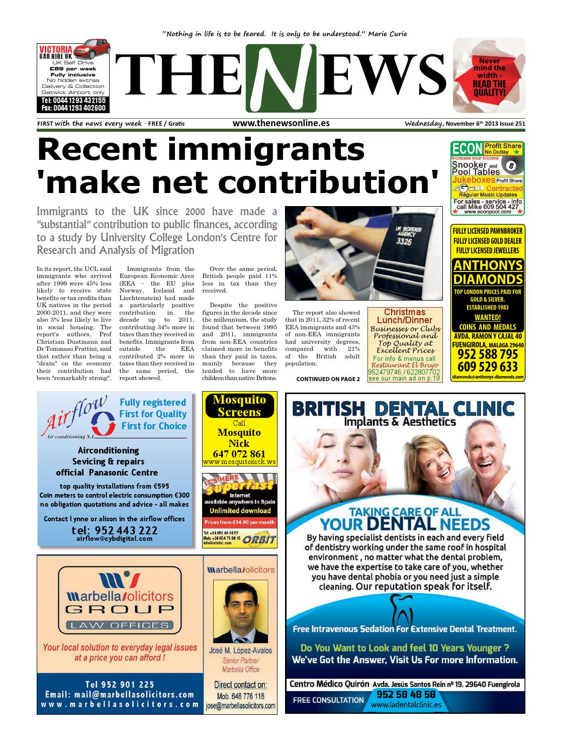 The News Newspaper Issue 251 By The News Newspaper Issuu