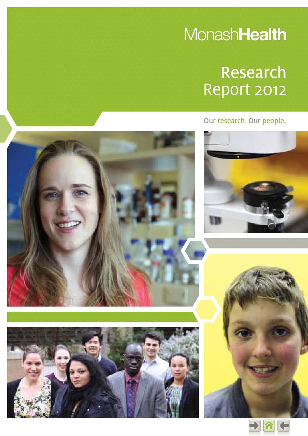 Duchenne Marker Smile Monash Health Research Report 2012 By Monash Health Research Issuu