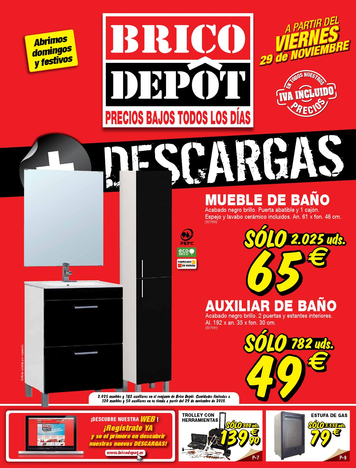 Muebles De Baño Bricodepot Catalogo Brico Depot By Misfolletos Misfolletos Issuu