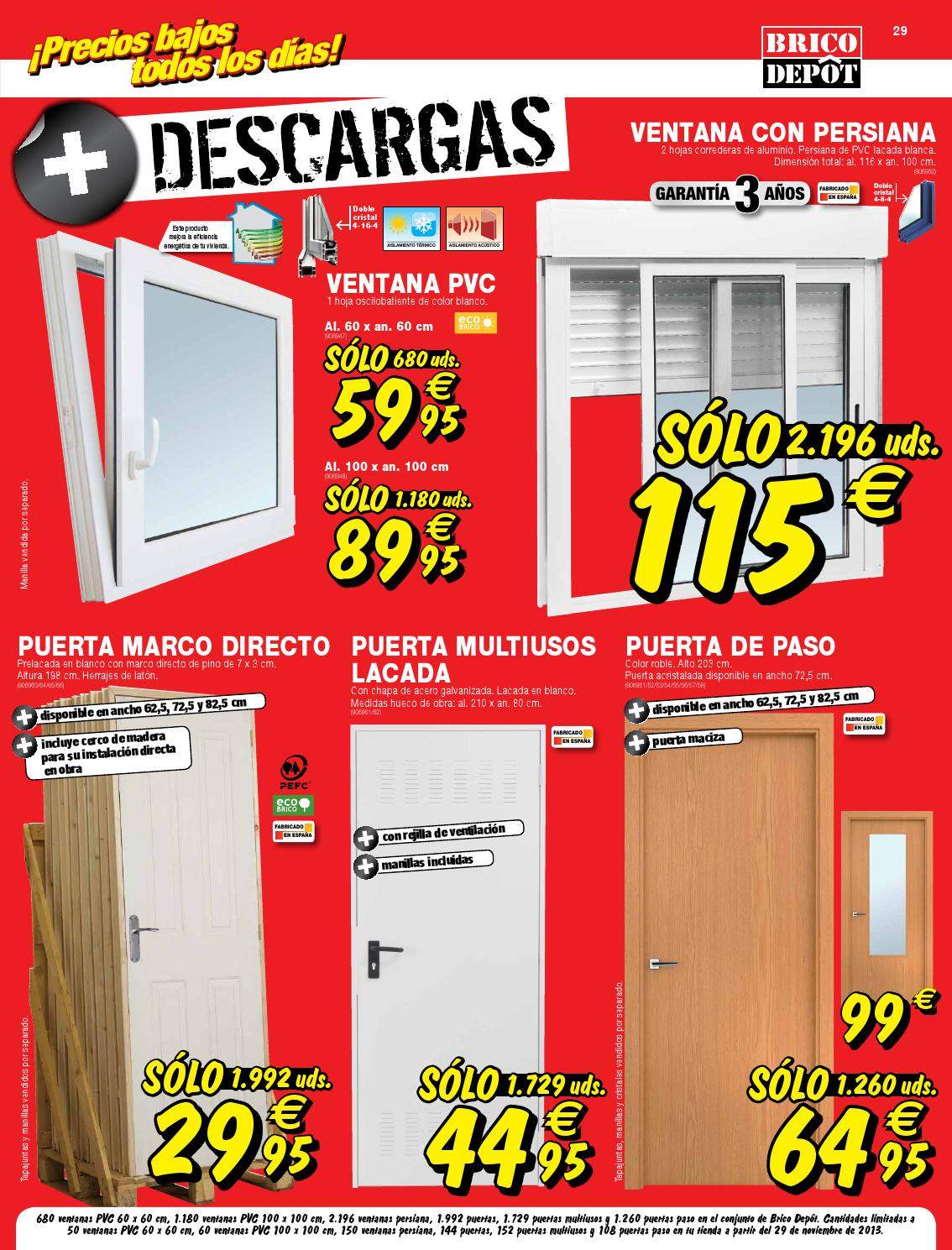 Ventanas Bricodepot Catalogo Brico Depot By Misfolletos Misfolletos Issuu