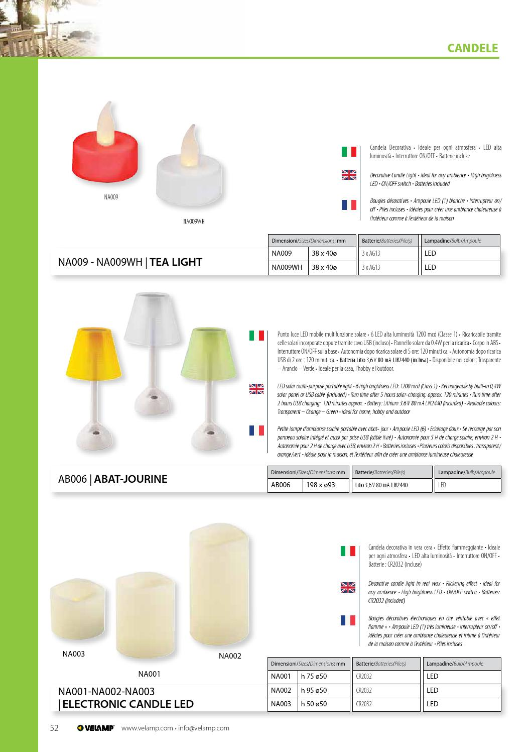 Ampoule Led Maison Velamp By Iferr Magazine Issuu