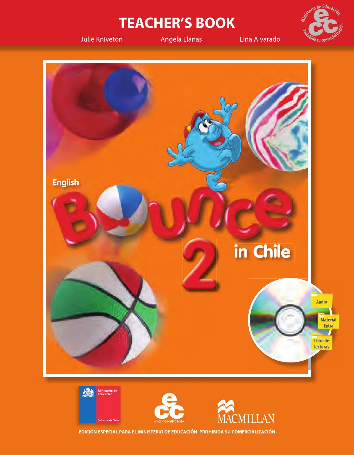 Libros Para Ingles Basico Bounce 2 In Chile Teacher 39s Book By Kdaniels24 Issuu