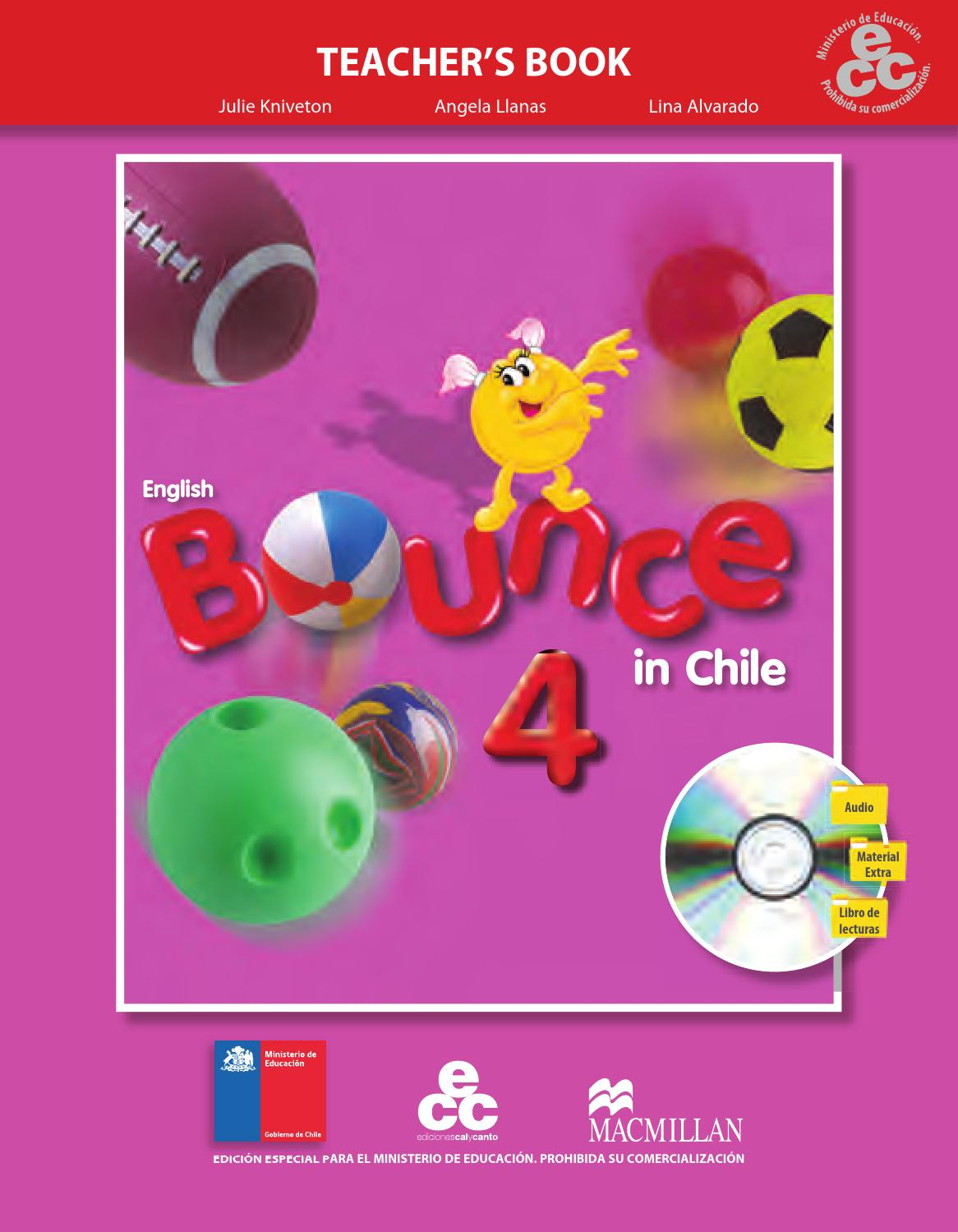 Libros Para Ingles Basico Bounce 4 In Chile Teachers Book By Kdaniels24 Issuu
