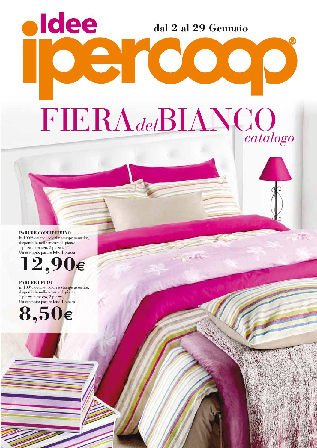 Parure Letto Ipercoop Tirreno 20 2 By E Offerte Issuu