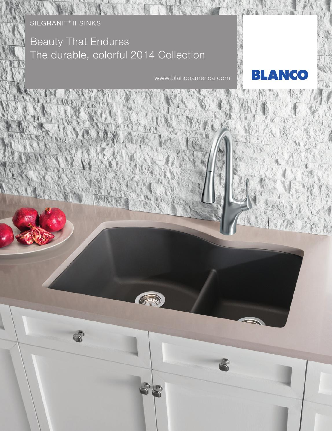 Blanco Farmhouse Sink Reviews Silgranit Kitchen Sink Elegant Home Decor Blanco