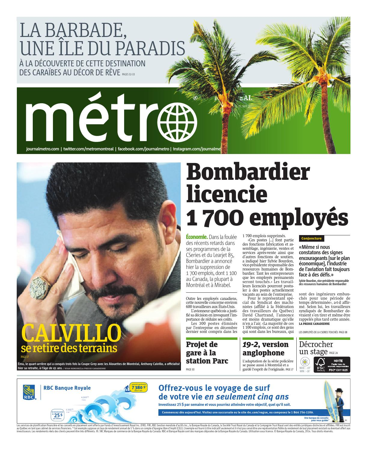 20140122 Ca Montreal By Metro Canada Issuu