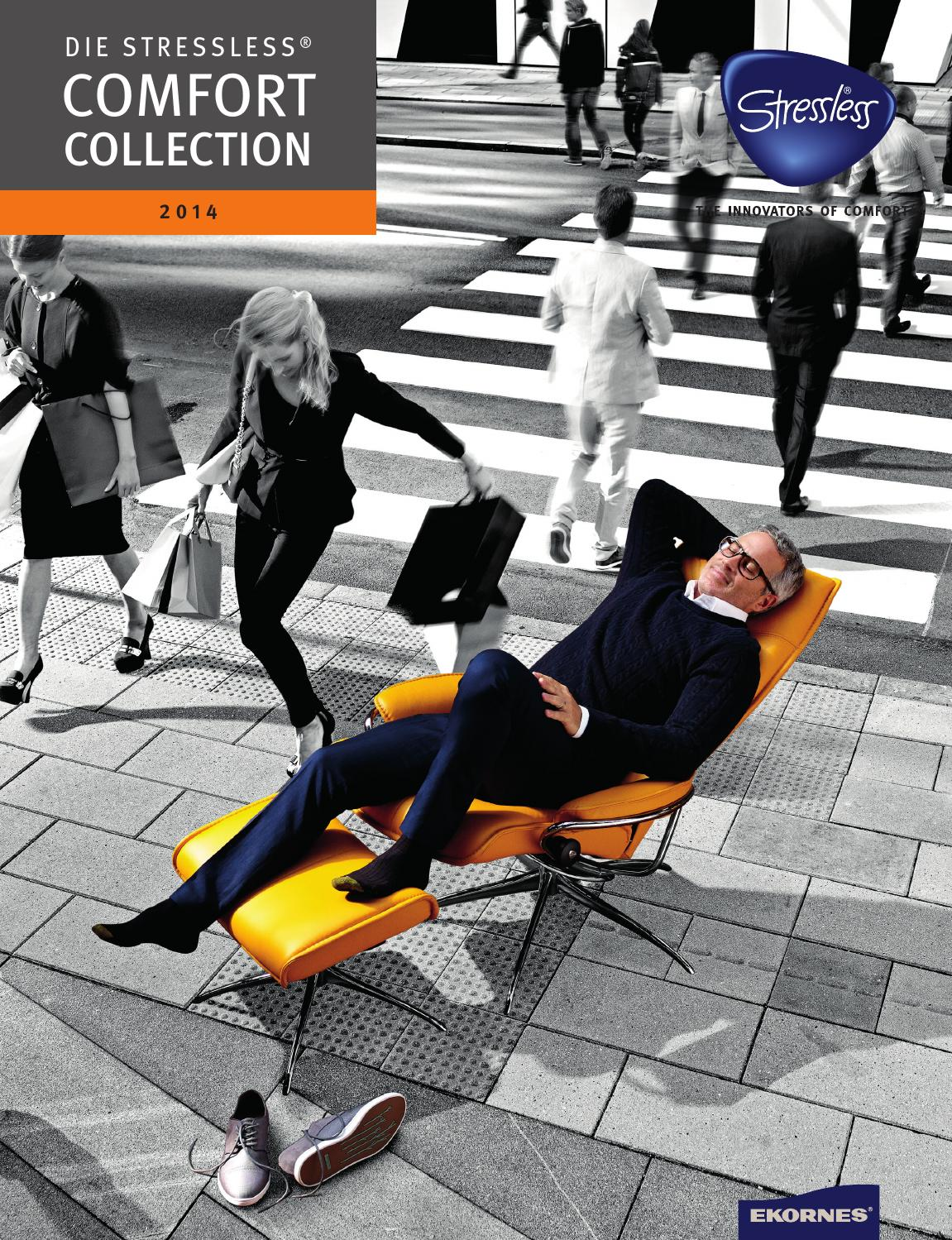 Fischer Kelkheim Stressless Comfort Collection 2014 By Perspektive Werbeagentur Issuu