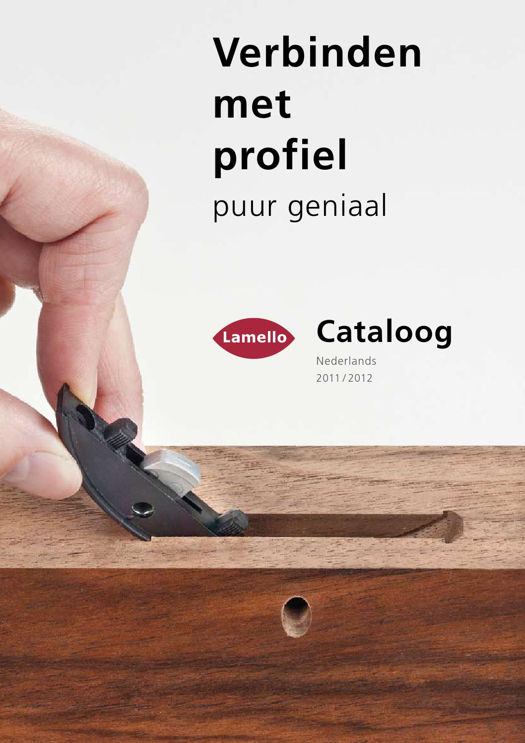 Gamma Bovenfrees Lamello Cataloog 2014 2015 By Lamello Belgium N V Issuu