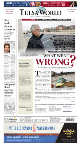 Jan 13, 2013 by Tulsa World - issuu