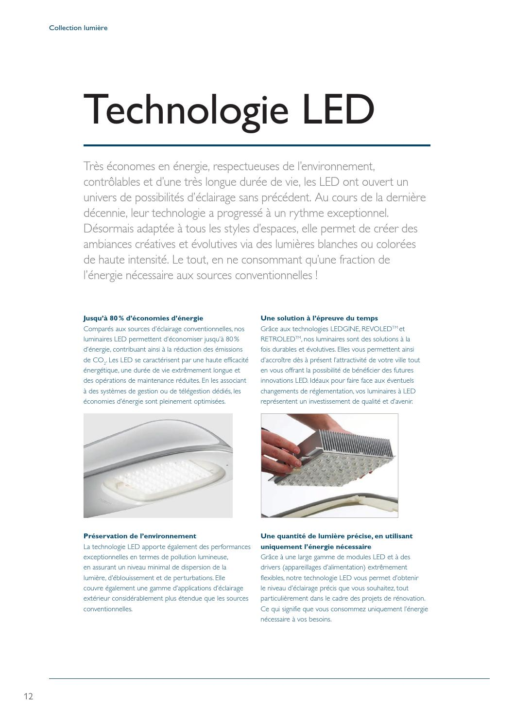 Gestion Eclairage Exterieur Collection Lumiere 2014