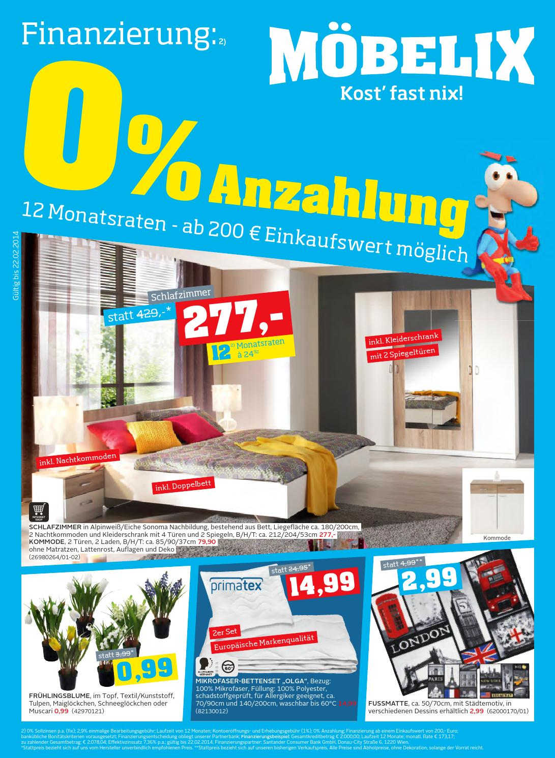 Moebelix Angebote 10 22feber2014 By Promoangebote At Issuu