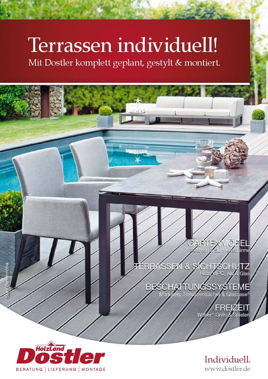 Kettler Lofttisch 95x95 Gartenbeilage 2014 By Opus Marketing Gmbh Issuu