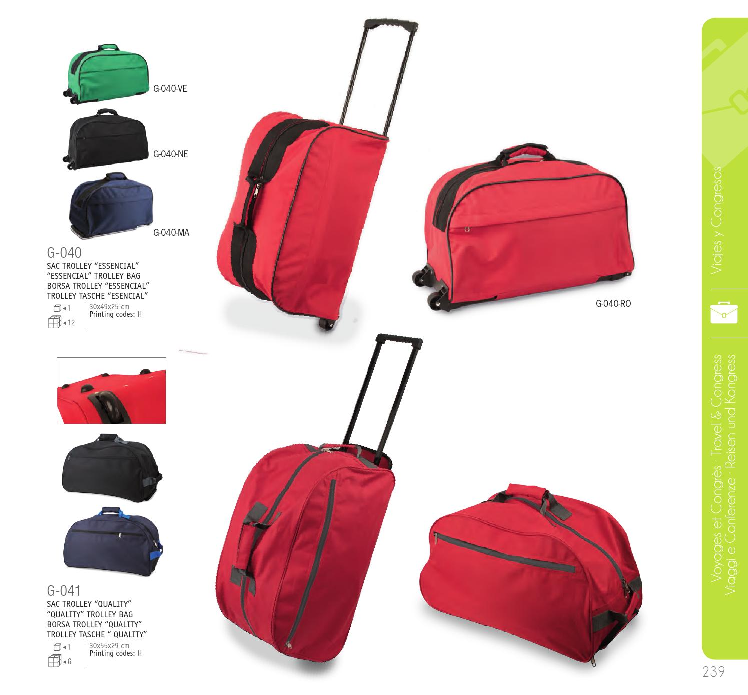 Trolley Tasche Cifra Eurocom 2014 By Eurocom Issuu