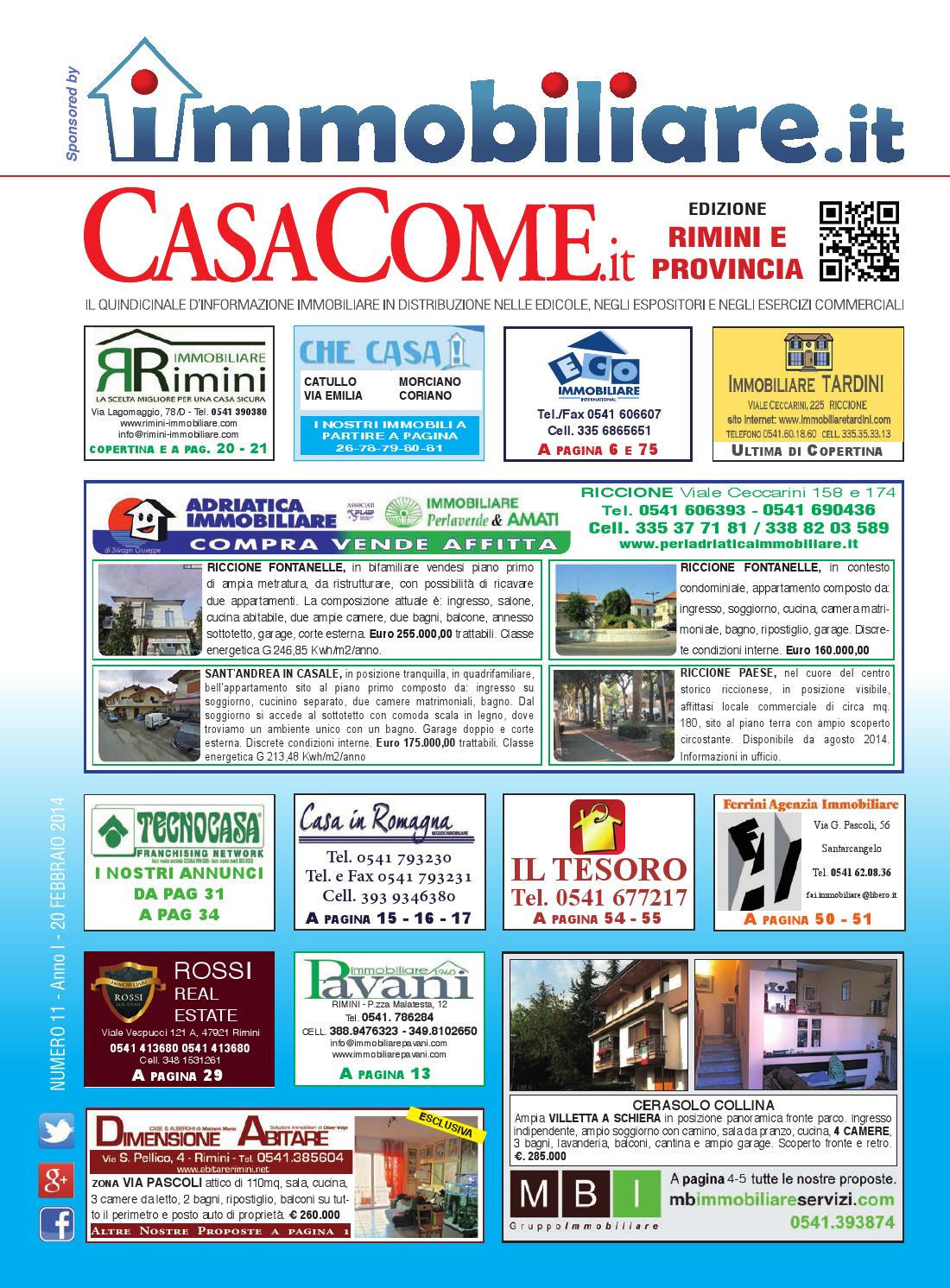 Caminetto Gatteo Mare Casacome Numero 11 By Casacome It Issuu