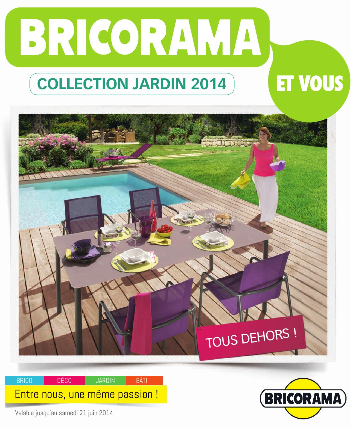 Dalle Terrasse Bricorama Catalogue Bricorama Jardin 2014 By Joe Monroe Issuu