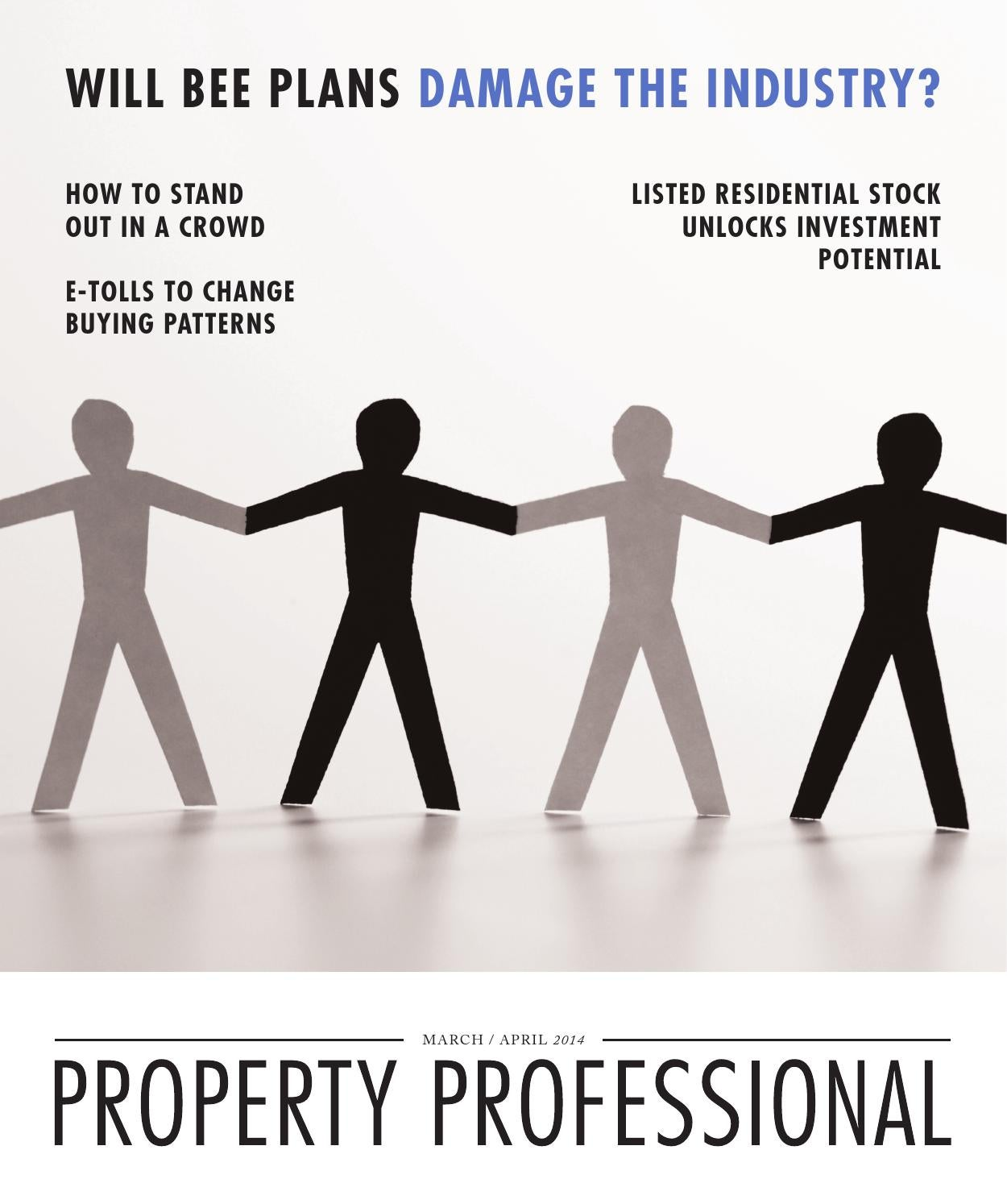 Property Professional March April 2014 By Property Professional Issuu