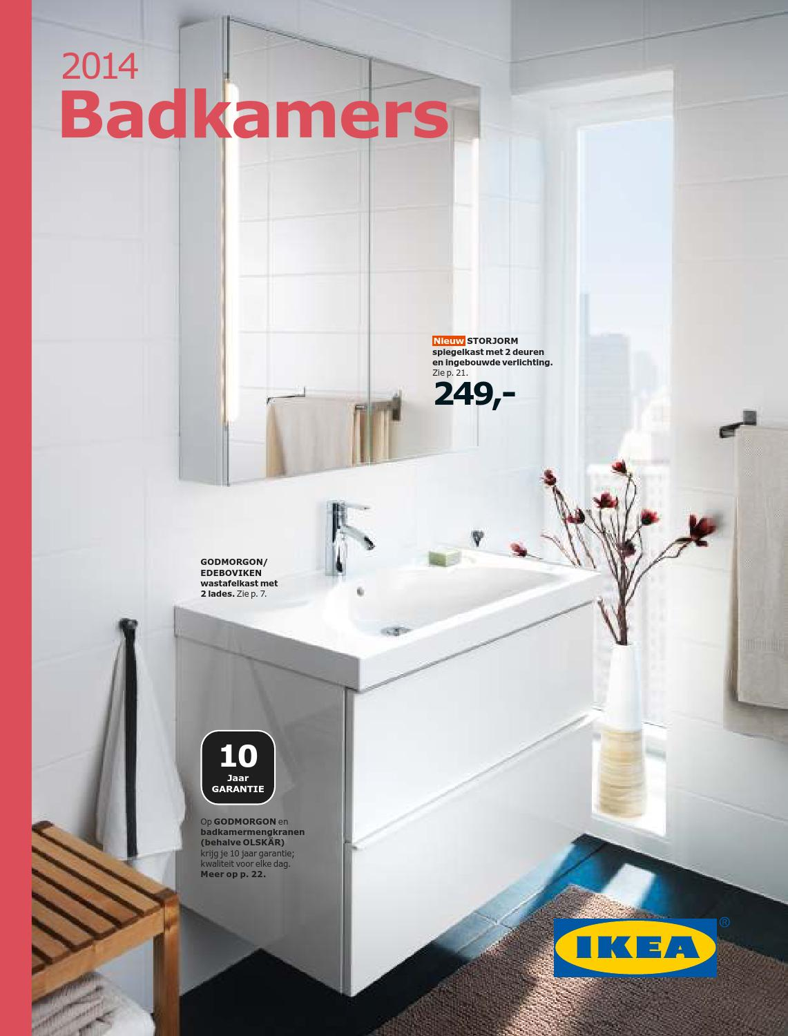 Ikea Badezimmer Godmorgon 3 Range Brochure Bathroom Nl By Ikea Catalog Issuu