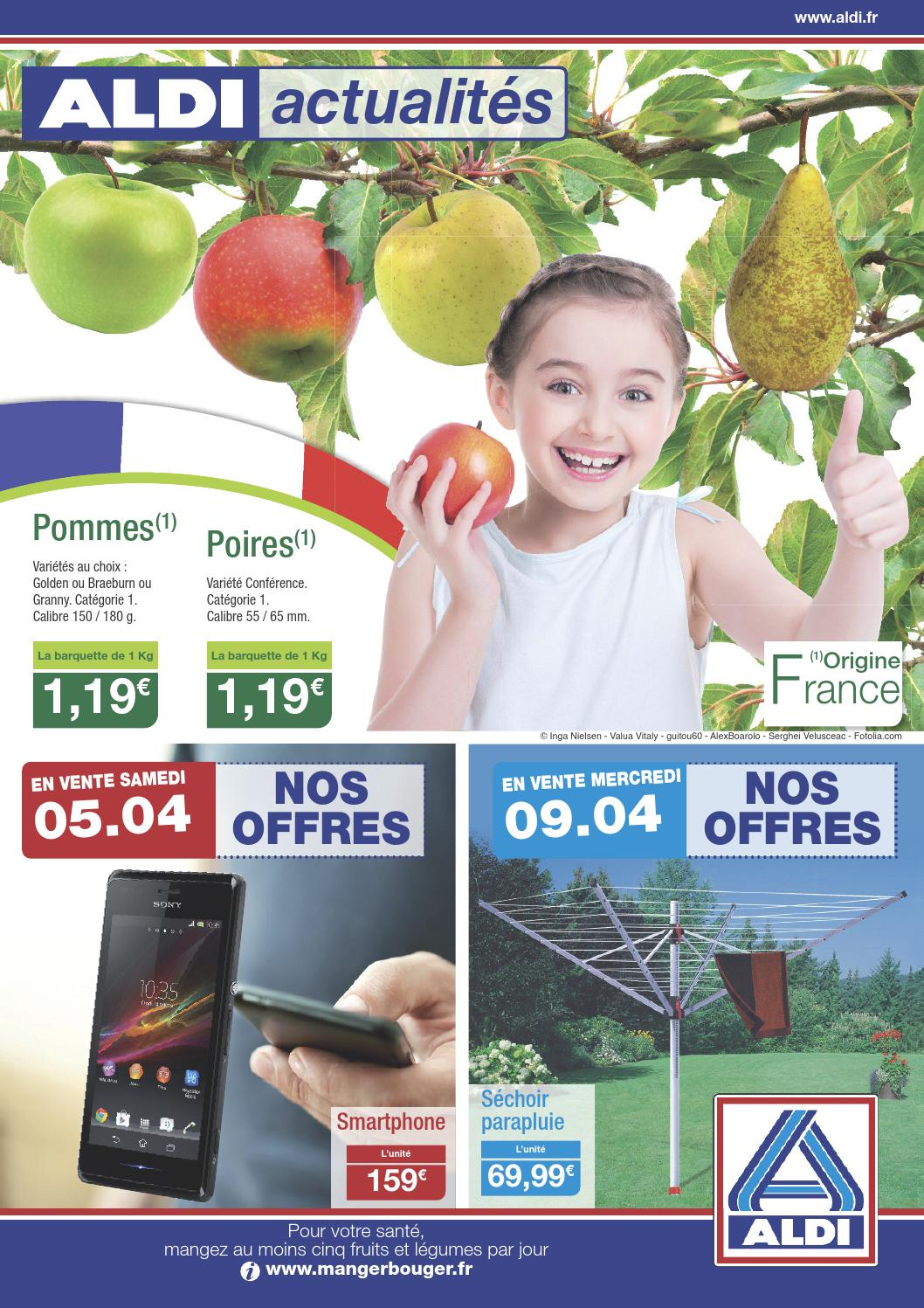 Aldi Catalogue 5 11avril2014 By Promocatalogues Com Issuu