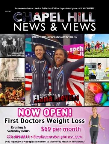 Chapel Hill News  Views - April 2014 by Lindsey Robbins - issuu