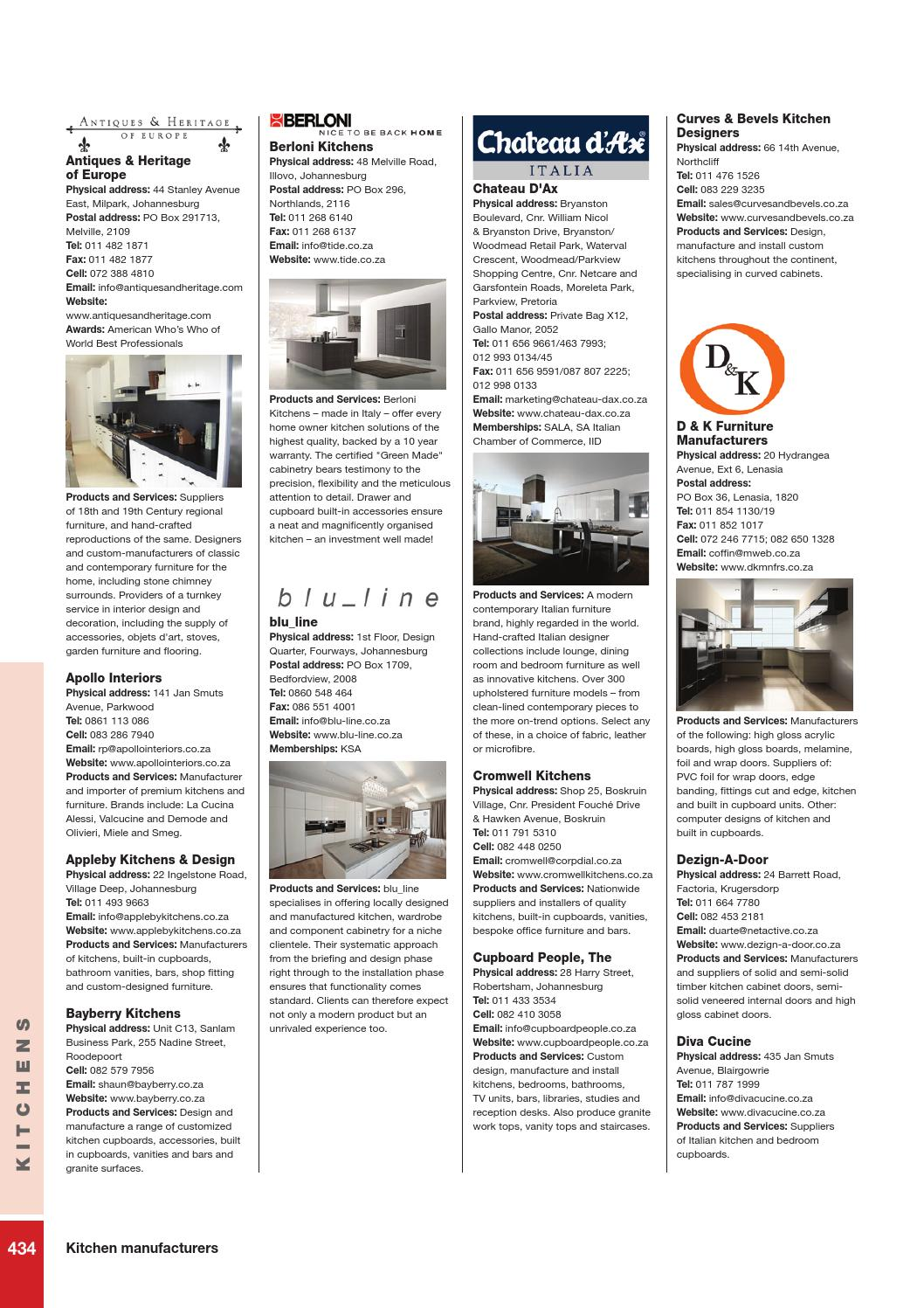 La Cucina Alessi Kitchens The Buyers Guide 17th Edition By Sa Decor Design Issuu