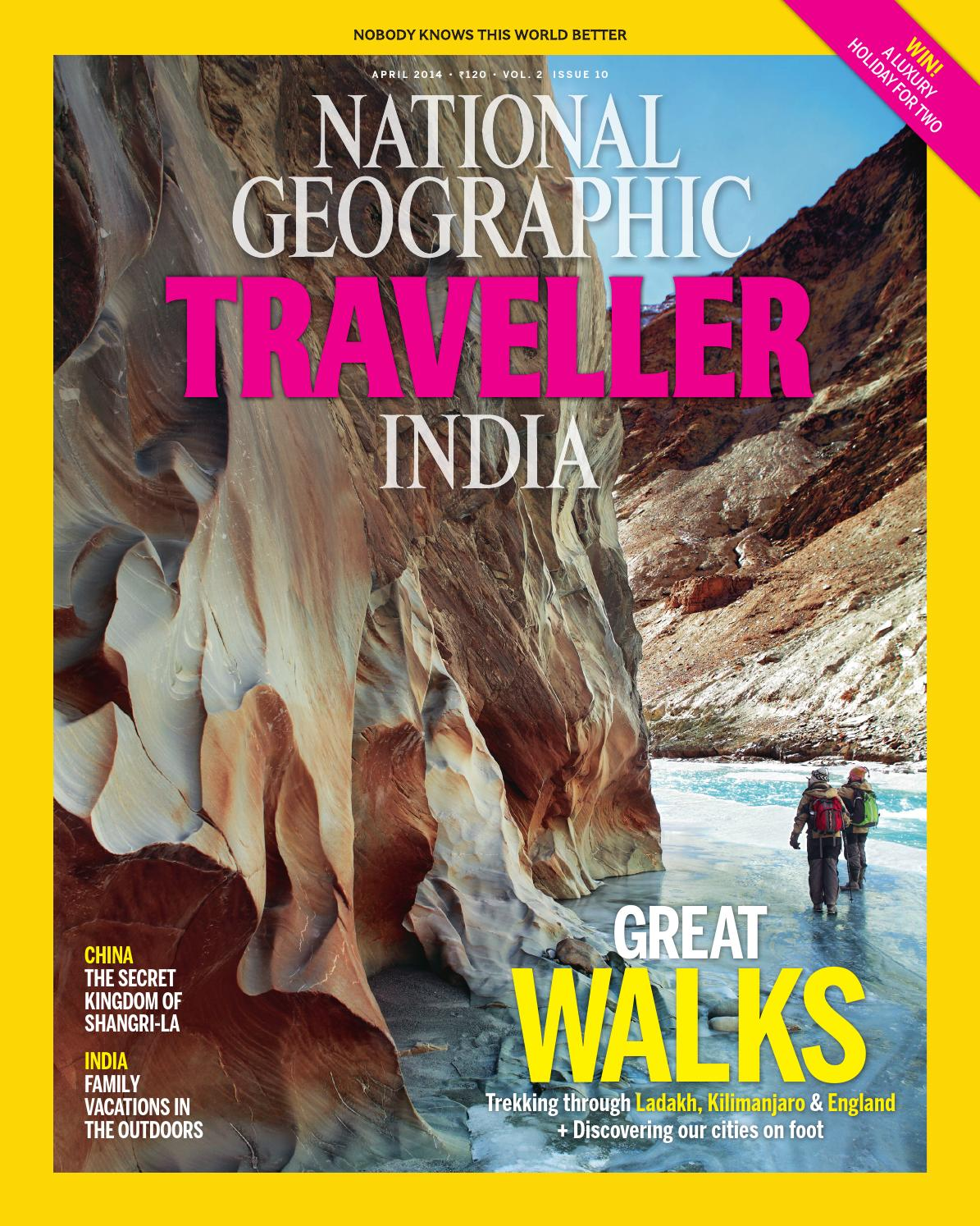 Secret Comfort Kopfkissen Test Ngti April 2014 Web Preview By National Geographic Traveller India
