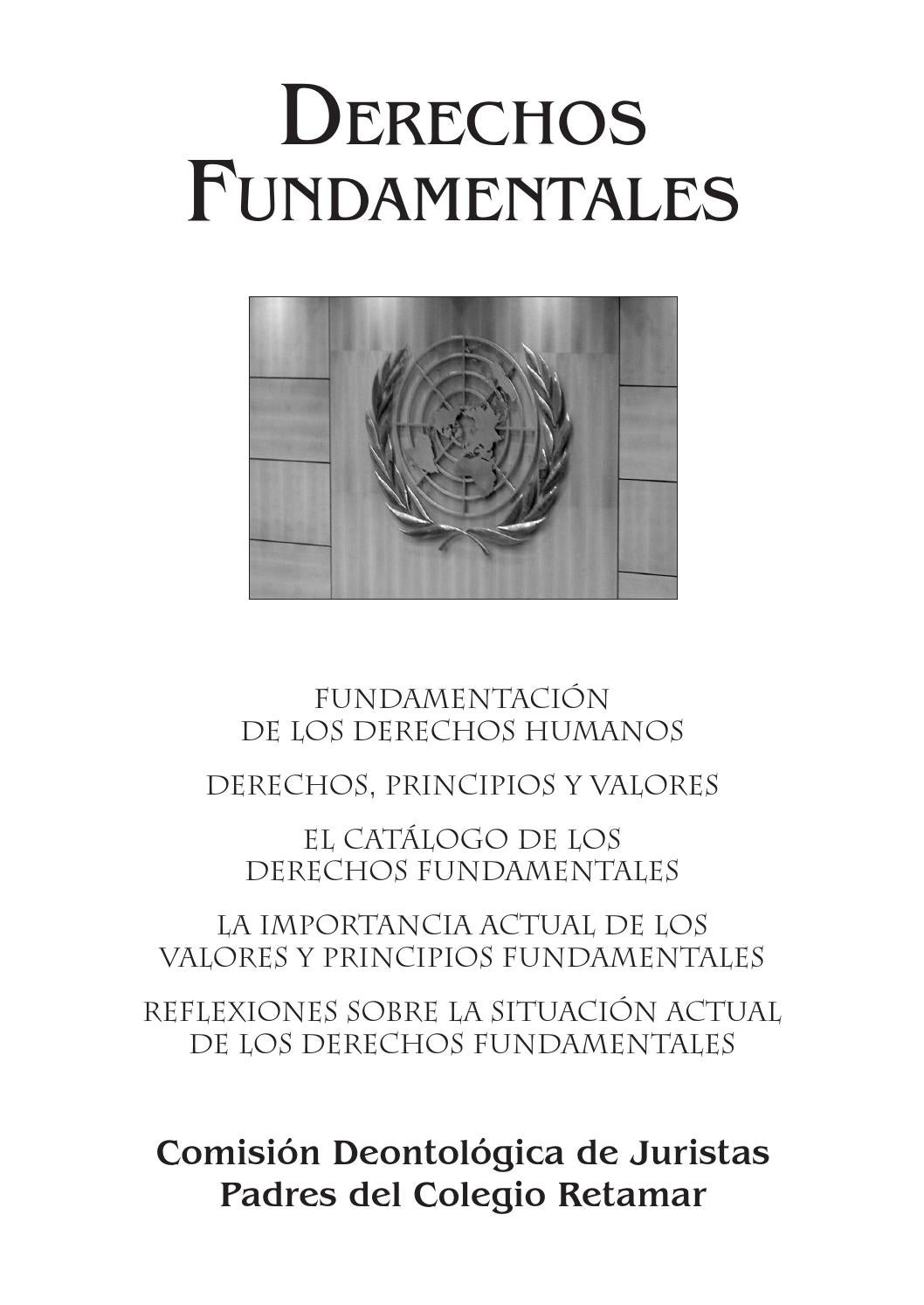 Camino Hormigueras 180 Madrid Derechos Fundamentales 2007 By Retamatch Issuu