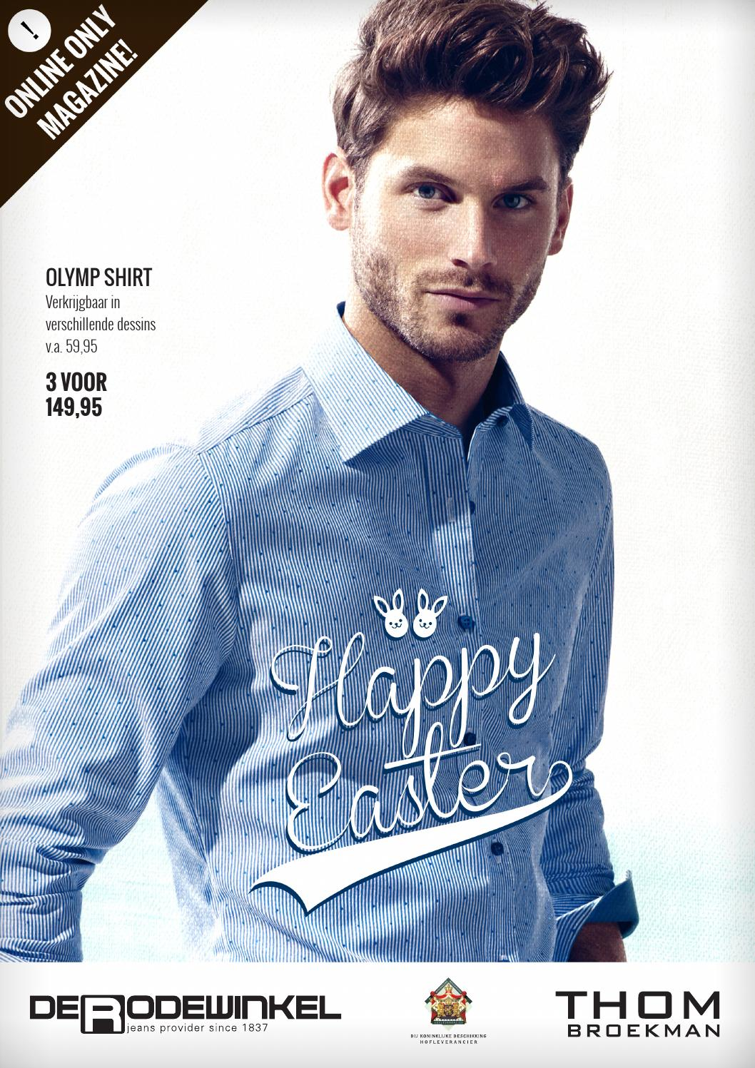 Thom Broekman Online Only Magazine Easter 2014 By Thom Broekman Issuu