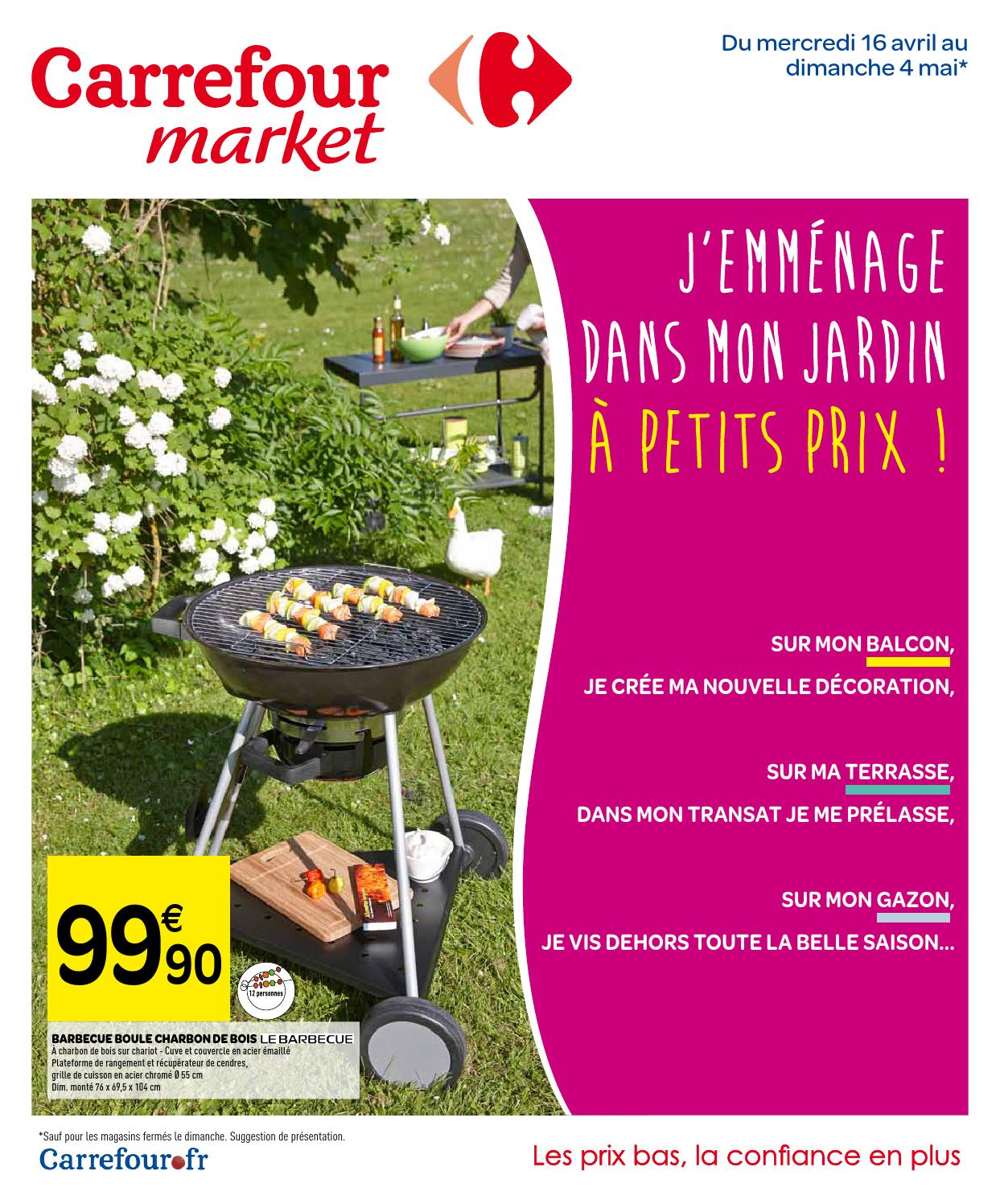 Catalogue Carrefour Market 16 04 4 05 2014 By Joe Monroe Issuu