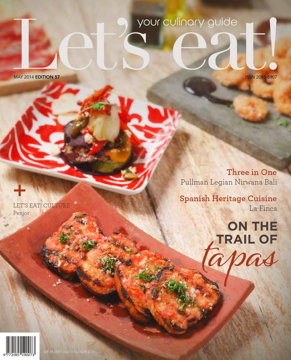 Rustica Cucina Bali Vol 57 Let S Eat May Issue