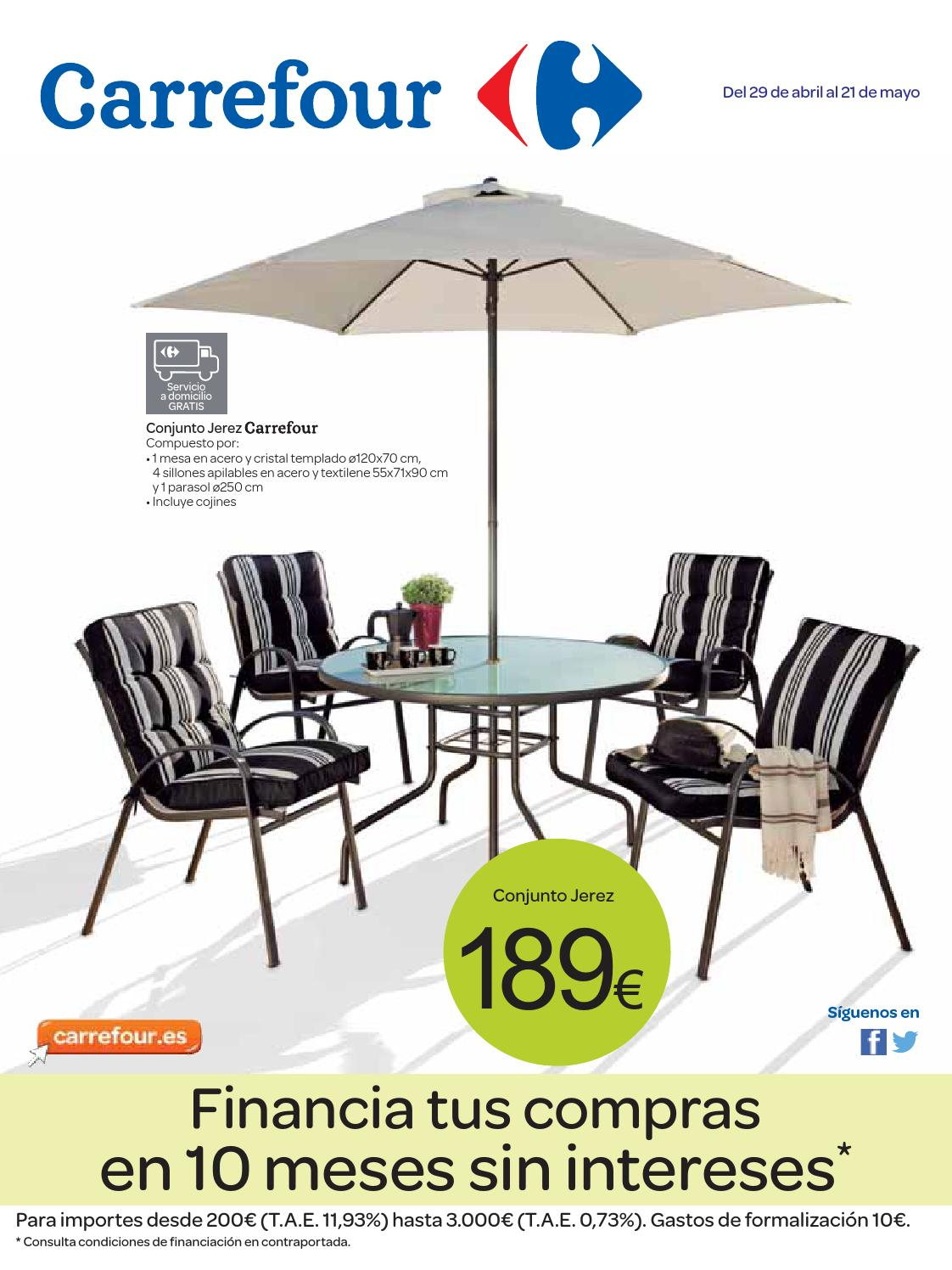Muebles Carrefour Online Catalogo Carrefour Online 2014 By Carrefour Online Issuu