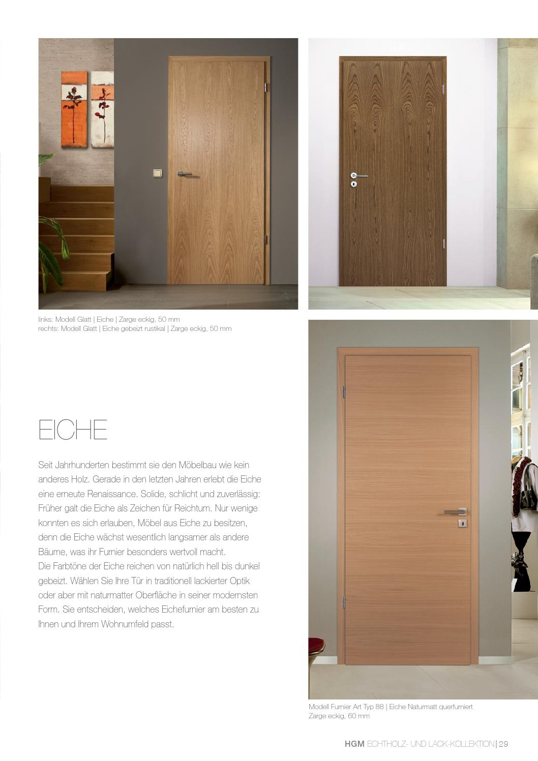 Hgm Echtholzlack By Kaiser Design Issuu