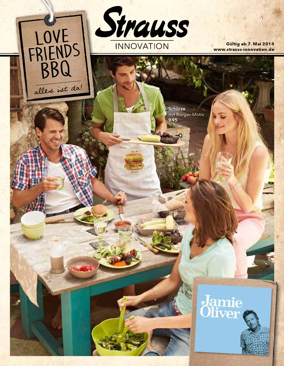Love Friends Bbq By Strauss Innovation Gmbh Co Kg Issuu