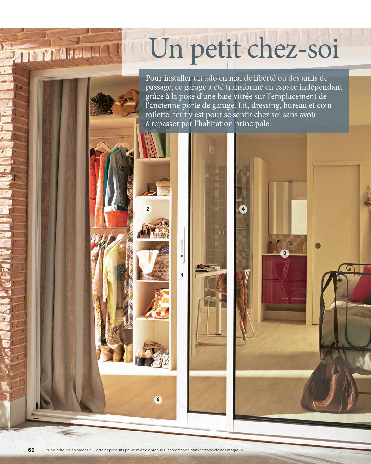 Porte De Garage Petit Prix Leroymerlin Catalogue 2014