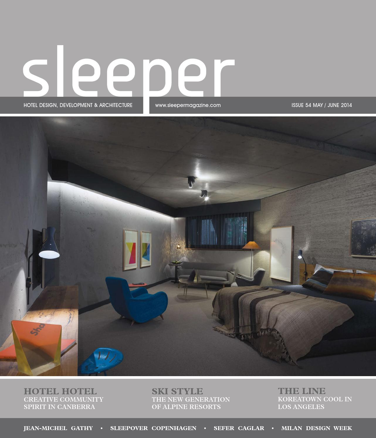 Sleeper May June 2014 Issue 54 By Mondiale Media Issuu