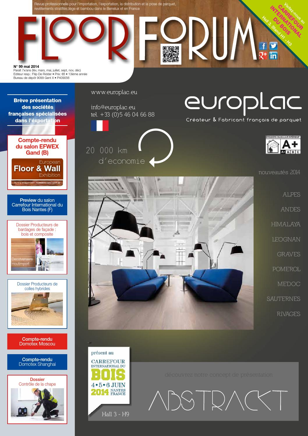 Terrasse Composite Neolife Ff 99 Mai 2014 By Media Pact Nv Ffi Bvba Issuu